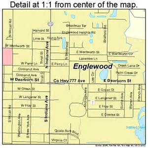 englewood florida map 1220825