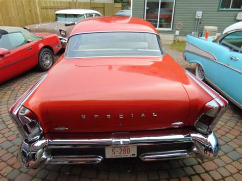 1958 buick riviera coupe 1958 buick special riviera two door hardtop coupe for sale