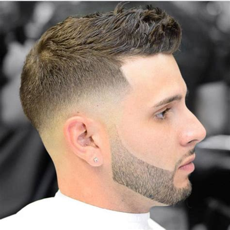 low maintenance hair for double chin 30 low maintenance haircuts for men