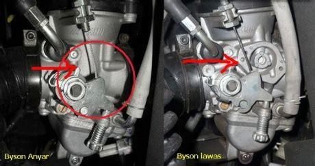 Skep Vakum Karburator Yamaha Byson Thailand Part nurwinda punya