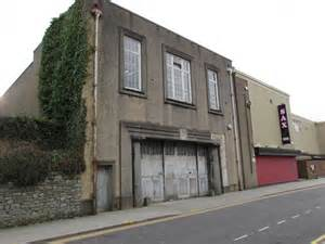 Garage Bridgend by Derelict Former Post Office Garage 169 Jaggery Cc By Sa