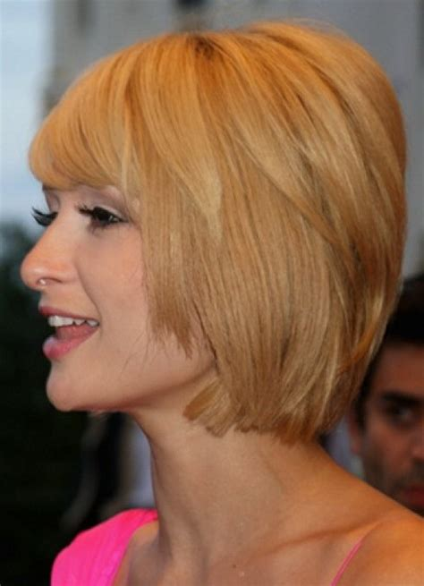 layered wedge bob haircut pictures layered wedge bobs for fine hair short hairstyle 2013
