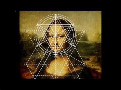 mona lisa — da vinci's use of sacred geometry | the mona