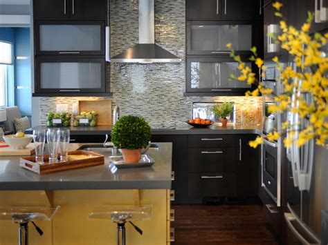 Hgtv Kitchen Backsplash 25 Colorful Kitchens Kitchen Ideas Design With Cabinets Islands Backsplashes Hgtv