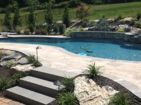 Patio Around Pool Tag Archive For Quot Swimming Pools Quot Landscaping Company Nj