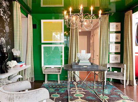 Emerald Green Interiors by Design Top Color Trends For 2013
