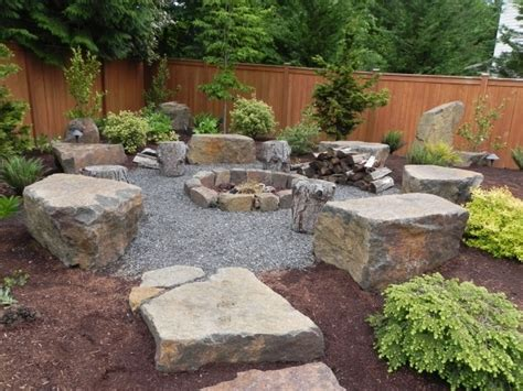 pit ideas for small backyard pit ideas