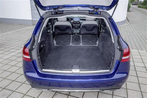 Kofferraumvolumen Mercedes C Klasse by Mercedes C 250d T Modell Im Test C Klasse Seite 2