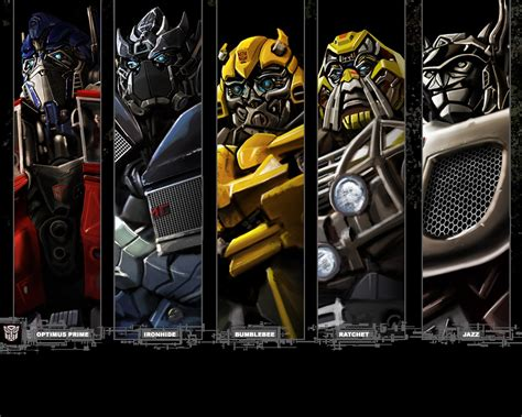 autobots vs decepticons wallpaper page 2