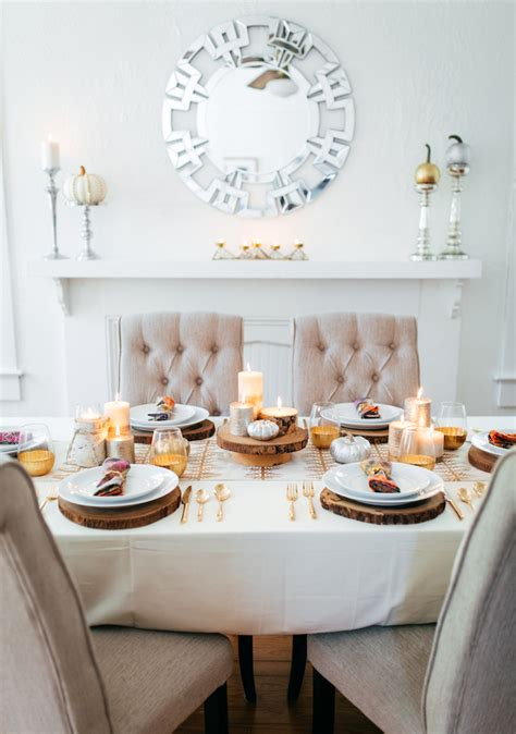 how to set a thanksgiving table 5 tips on how to create the thanksgiving table