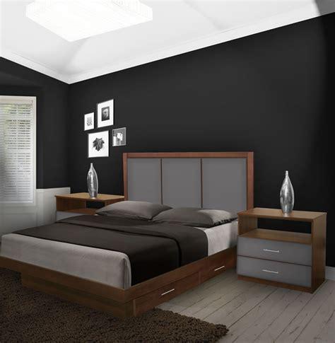 Monte Carlo King Size Bedroom Set W Storage Platform Monte Carlo Bedroom Furniture