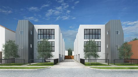 home design center fort worth 62 townhomes planned for fort worth avenue oak cliff