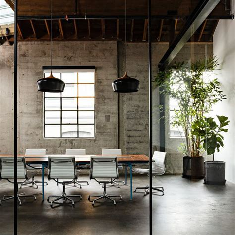 modern industrial office the office trends of tomorrow designs to expect in 2016