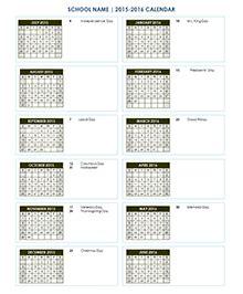 calendar 2018 2019 amp academic calendar templates