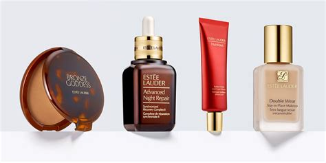 Makeup Estee Lauder 10 best selling est 233 e lauder makeup and skincare products