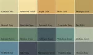 historical paint colors benjamin historical collection bernier designs