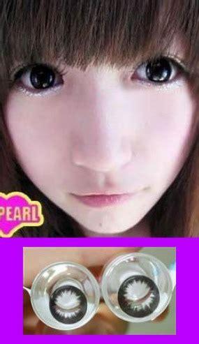 black contact lens ♥ chachafashionstore
