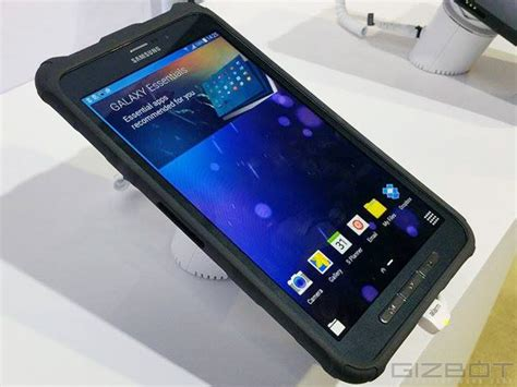 Rugged Tablet India by Samsung Galaxy Tab Active Launched In India Targets