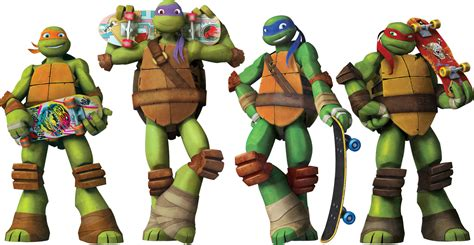 giochi quiz e test mutant turtles tv