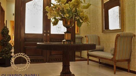 muebles clasicos de madera de caoba como decorar