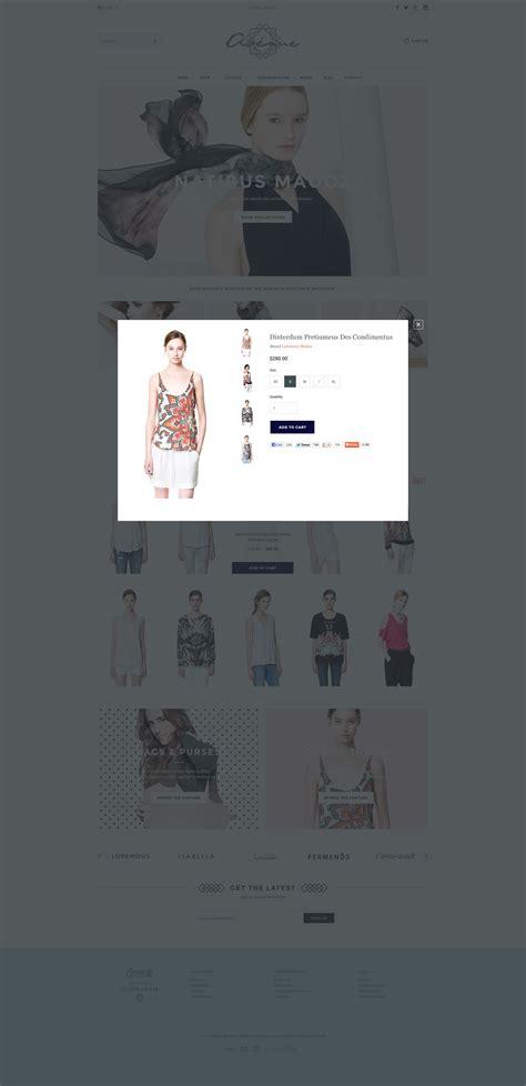 shopify themes with side navigation avenue responsive shopify theme halothemes com