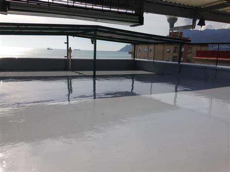 impermeabilizzazione pavimenti impermeabilizzazione su pavimento