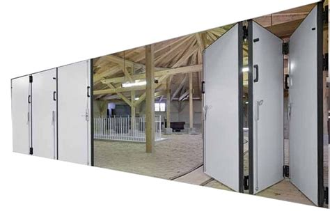 Folding Steel Doors by Folding And Sliding Doors Hormann Folding And Sliding