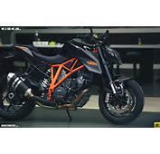 Black KTM 1290 Super Duke R Yes Please  Autoevolution