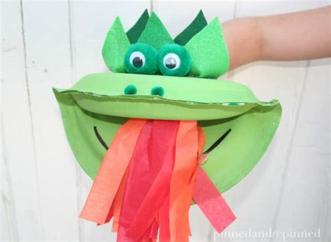 paper plate puppets templates paper plate puppet tip junkie