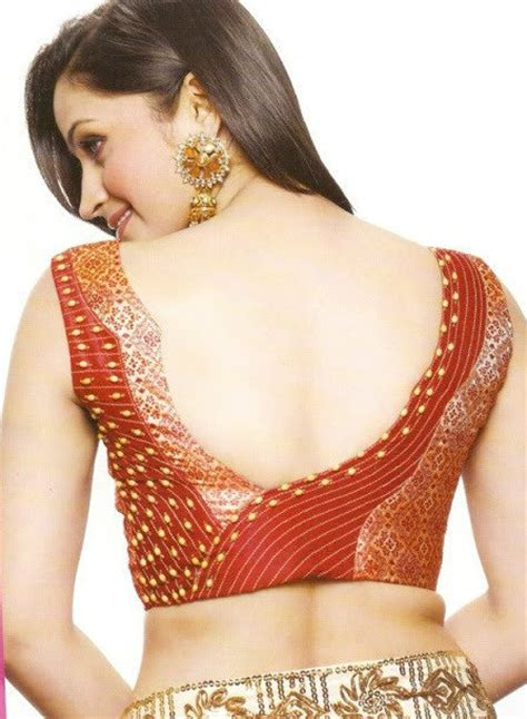 Blouse Designs Catalogue 2016 by Top 22 Back Neck Blouse Designs For Your Wardrobe Fashionpro
