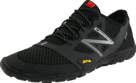 new balance winter running shoes new balance mens mt20 winter running shoe in black for