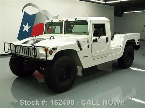 auto body repair training 1995 hummer h1 engine control find used 1995 hummer h1 recruit hard top truck 4x4 diesel 43k mi texas direct auto in stafford