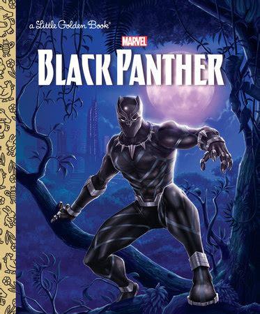 black panther golden book marvel black panther books golden book