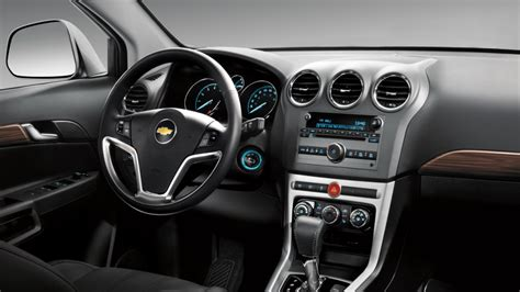 Chevrolet Captiva 2014 Interior 2014 captiva msrp autos price release date and rumors
