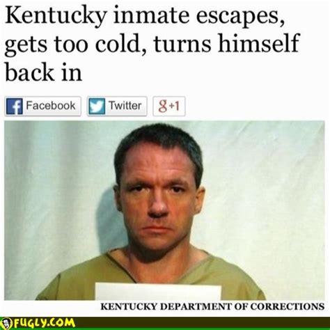 Kentucky Inmate Records Kentucky Fried Inmate
