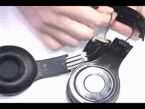 Sparepart Beat how to replace cracked beats wireless headband