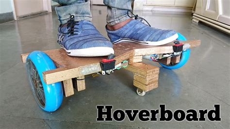 how to make how to make a hoverboard at home