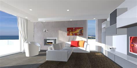 soggiorno con camino rendering interni tutti gli esempi di render