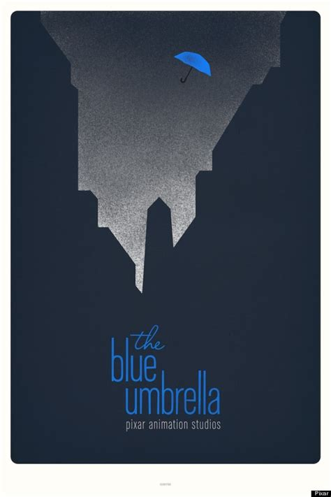 film blue umbrella how saschka unseld made the blue umbrella for pixar