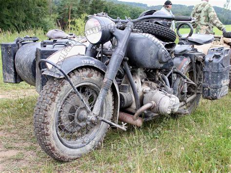 Bmw Motorrad Mit Beiwagen Wehrmacht by Bmw R 75 Fahrzeuge Der Wehrmacht De