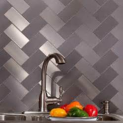 peel and stick kitchen backsplash marvelous metal backsplash tiles 3 stainless steel peel