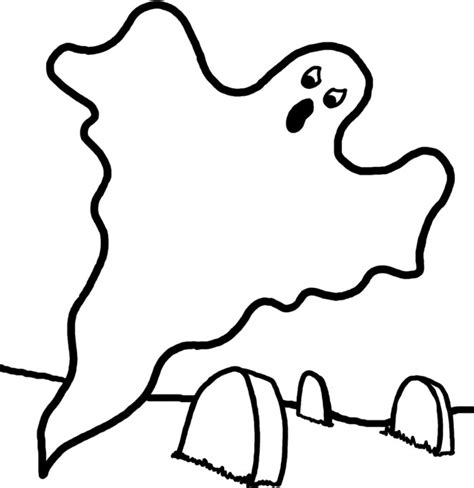 cute ghost coloring page free coloring pages of cartoon ghost