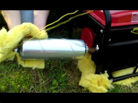 Motorrad Auspuff Wolle by Selbstgebauter Endschalld 228 Mpfer Test 1 Leider Zu Nah Dran
