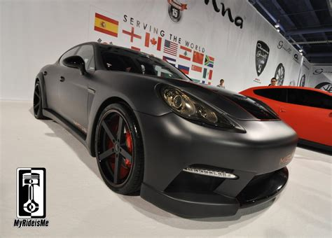 suede porsche sema 2012 cool rides 5 exotic and suede