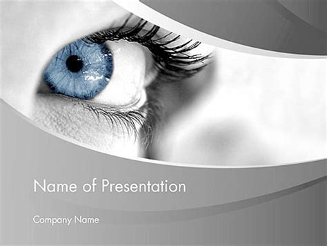 powerpoint templates free eye eye tracking powerpoint templates and backgrounds for your
