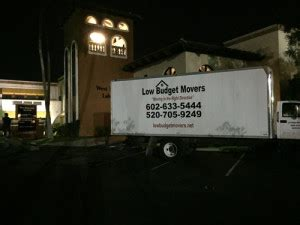 low budget movers gilbert az distance moving company low budget movers