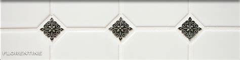 Decorative Tile Inserts Kitchen Backsplash by Florentine Range Pewter Tile Pewter Tile Metal Tile