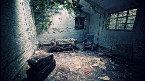 abandoned spaces mysterious abandoned places hd wallpapers widescreen