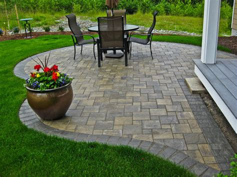 Slate Pavers For Patio Abbotsford Pacific Slate Paver Patio Traditional Patio Seattle By Choice Landscapes Llc