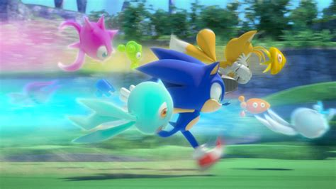sonic colors sonic test wii sonic colours